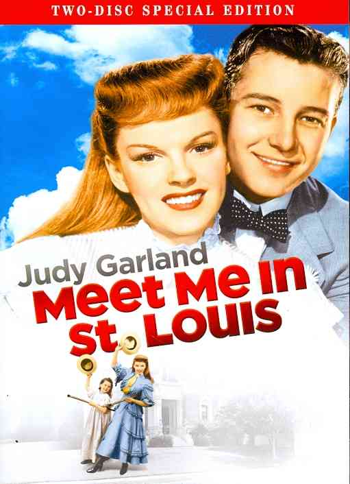 MEET ME IN ST. LOUIS BY GARLAND,JUDY (DVD)