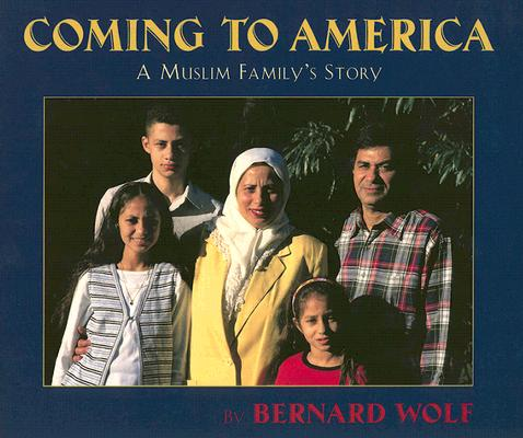 Coming to America By Wolf, Bernard